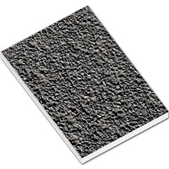 Black Gravel Large Memo Pads