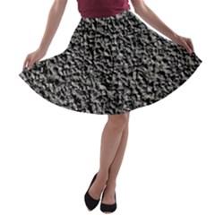 A-line Skater Skirt