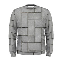 ALTERNATING GREY BRICK Men s Sweatshirts