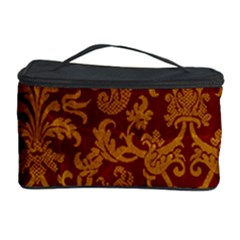 ROYAL RED AND GOLD Cosmetic Storage Cases