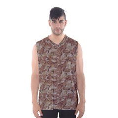 CAMO DESERT Men s Basketball Tank Top
