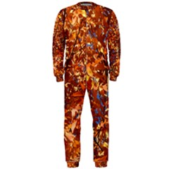 ORANGE LEAVES OnePiece Jumpsuit (Men)