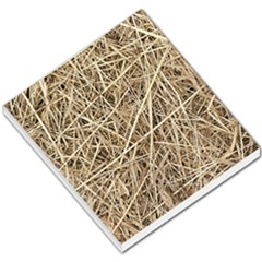 Light Colored Straw Small Memo Pads