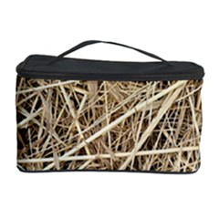 LIGHT COLORED STRAW Cosmetic Storage Cases