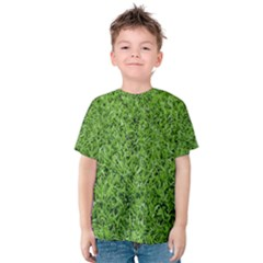 GREEN GRASS 2 Kid s Cotton Tee