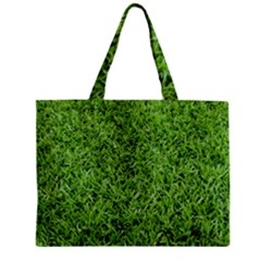 GREEN GRASS 2 Tiny Tote Bags