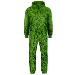 GREEN GRASS 2 Hooded Jumpsuit (Men)