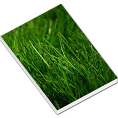 Green Grass 1 Large Memo Pads