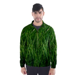 GREEN GRASS 1 Wind Breaker (Men)
