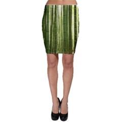 BAMBOO GROVE 2 Bodycon Skirts