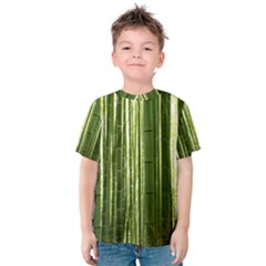 BAMBOO GROVE 2 Kid s Cotton Tee