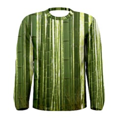 BAMBOO GROVE 2 Men s Long Sleeve T-shirts