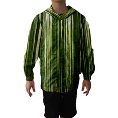 Bamboo Grove 2 Hooded Wind Breaker (kids)