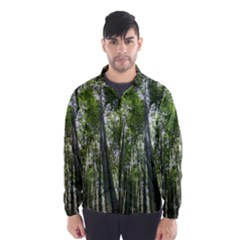 Bamboo Grove 1 Wind Breaker (men)