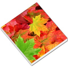 Autumn Leaves 1 Small Memo Pads