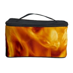 YELLOW FLAMES Cosmetic Storage Cases