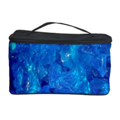 TURQUOISE GLASS Cosmetic Storage Cases