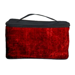 SHADES OF RED Cosmetic Storage Cases