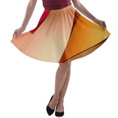 A Line Skater Skirt