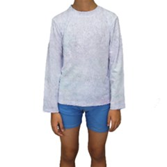 PAPER COLORS Kid s Long Sleeve Swimwear