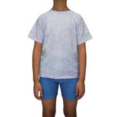 PAPER COLORS Kid s Short Sleeve Swimwear