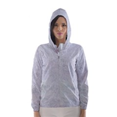 PAPER COLORS Hooded Wind Breaker (Women)