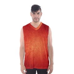 ORANGE DOT ART Men s Basketball Tank Top
