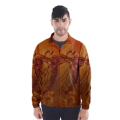 MOSQUITO IN AMBER Wind Breaker (Men)