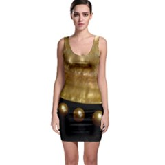 GOLDEN PEARLS Bodycon Dresses