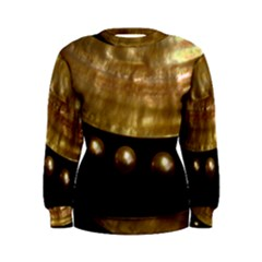 GOLDEN PEARLS Women s Sweatshirts