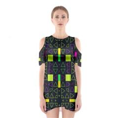 Women s Cutout Shoulder Dress