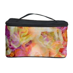 Soft Floral,roses Cosmetic Storage Cases