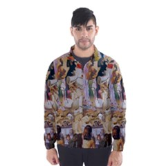 Booboo Wind Breaker (Men)