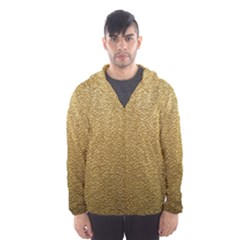 GOLD PLASTIC Hooded Wind Breaker (Men)