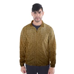 GOLD PLASTIC Wind Breaker (Men)