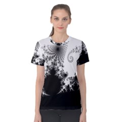 FRACTAL Women s Cotton Tee