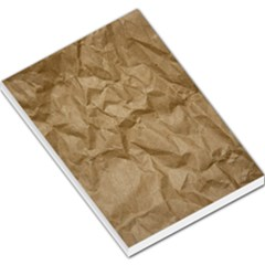 Brown Paper Large Memo Pads