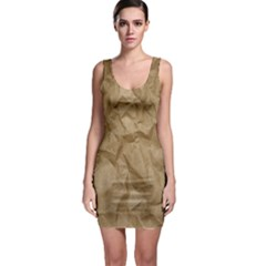 BROWN PAPER Bodycon Dresses