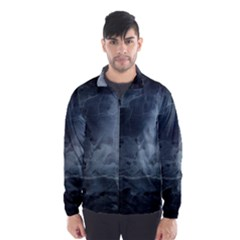 BLACK SPLATTER Wind Breaker (Men)