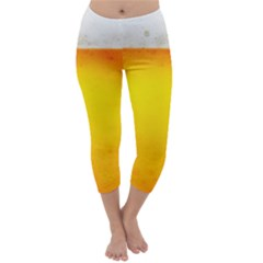 BEER Capri Winter Leggings