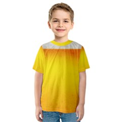 Beer Kid s Sport Mesh Tees