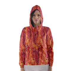BACON Hooded Wind Breaker (Women)