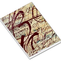 ABSTRACT 2 Large Memo Pads