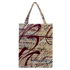 ABSTRACT 2 Classic Tote Bags