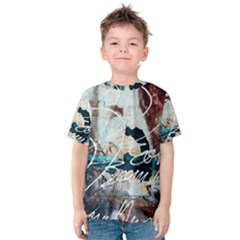 ABSTRACT 1 Kid s Cotton Tee