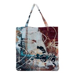 ABSTRACT 1 Grocery Tote Bags