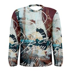 ABSTRACT 1 Men s Long Sleeve T-shirts