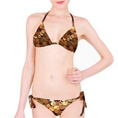 US COINS Bikini Set
