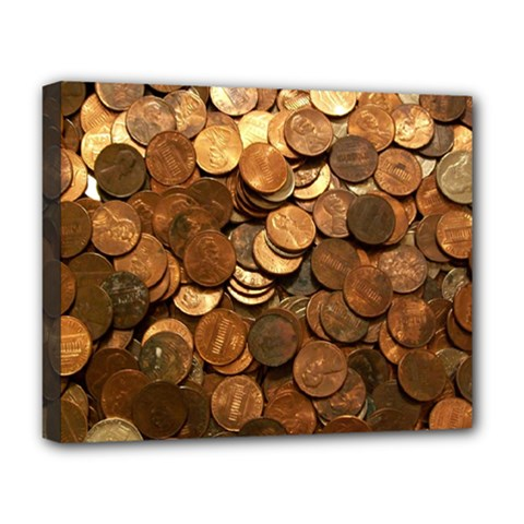 US COINS Deluxe Canvas 20  x 16