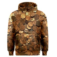 US COINS Men s Pullover Hoodies